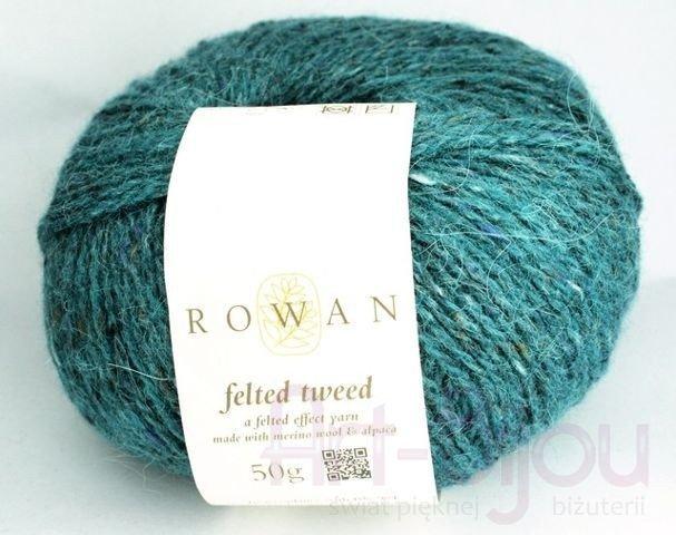 Wł 243 Czka Rowan Felted Tweed Col 152 Watery 152 Watery