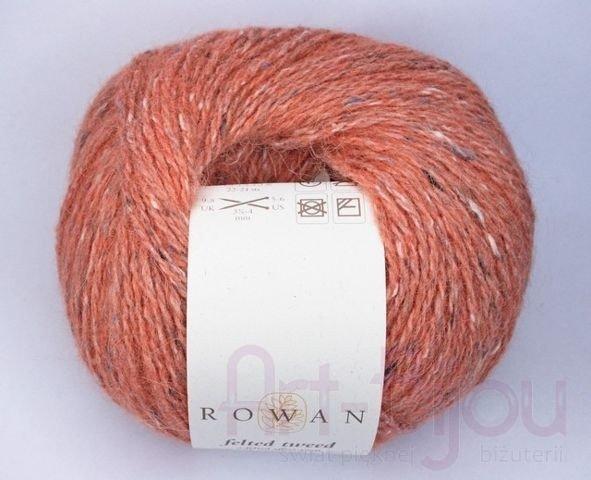 Wł 243 Czka Rowan Felted Tweed Col 188 Jaffa 188 Jaffa