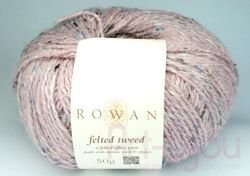 włóczka ROWAN Felted Tweed col. 185 Frozen
