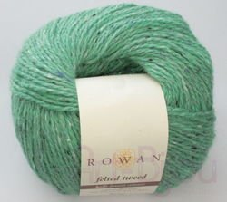 włóczka ROWAN Felted Tweed col. 204 Vaseline Green